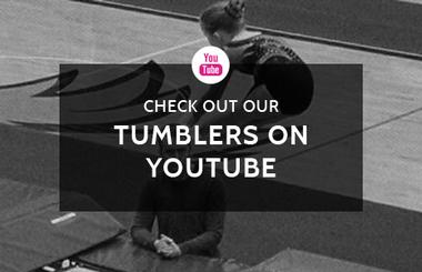 Graphic link to the YouTube Channel for Tumble n Fly